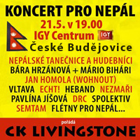 Koncert pro Nepál