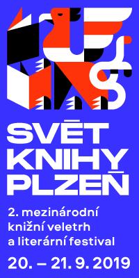 Svět knihy Plzeň 2019