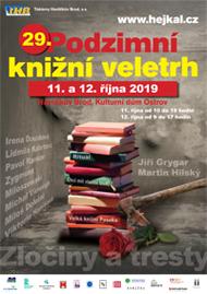 Podzimní knižní veletrh Havlíčkův Brod