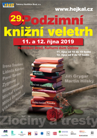 Podzimní knižní veletrh 2019