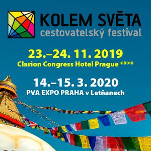 Kolem světa 2019 - Praha