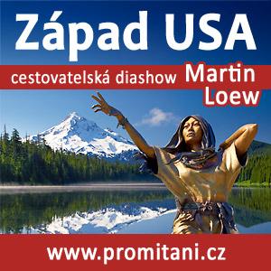 Promítání.cz - Martin Loew 2019/2020 - Oregon